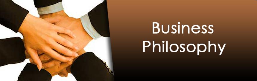 Totalben Business Philosophy